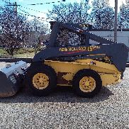 2005 New Holland LS180 Kompaktlader