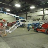 2005 SNORKEL TB42 Articulating Boom Lift 48' Work Height