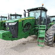 2012 John Deere 8360RT Spurtraktoren