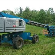 2005 Genie S-45 Straight Stick Boom Lift 51' Work Height
