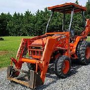 2003 Kubota L35 Tractor Loaders