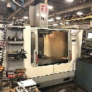 Used Haas VF-4 CNC Vertical Machining Center 50x20 Low Hours CT 40 2004