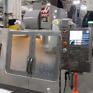 Used Haas VF-4SS CNC Vertical Machining Center 50x20 Mill 4th ready 2008 12,000