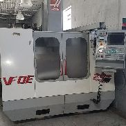Used Haas VF-0E 30x16 CNC Mill Vertical Machining Center Machine 4th ready 2000