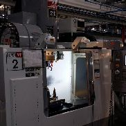 Used Haas VF-2SS CNC Vertical Machining Center Mill 12,000 rpm 24 ATC VMC 2005