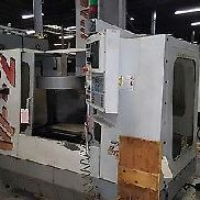 Used Haas VF-2 Vertical Mill Machining Center 30x16 VMC Gear Box P-Cool Rigid 96