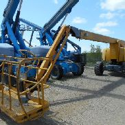 2009 Haulotte HA80 with Crab-Steering and Rotating JIB