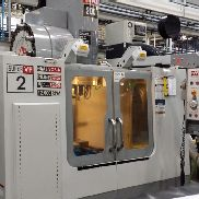 Usados ​​2006 Haas VF-2SS CNC Vertical Machining Center Mill 4º Ready Rigid Tap CT