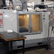Used Haas VF-4SS CNC Vertical Machining Center Mill 4th Ready CT40 12k RPM 2005