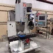 "Used Haas TM-1 CNC Tool Room Vertical Machining Center Mill 3.5"" Floppy 2006"