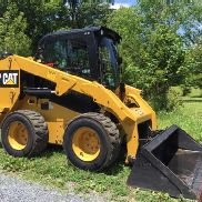 2015 CATERPILLAR 246D SKID STEER LOADER SKIDLOADER NICE!!!!!CHEAP SHIPPING RATES