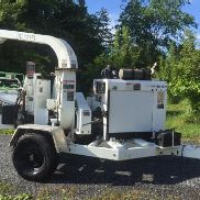 2009 ALTEC DC1217 WOOD / BRUSH CHIPPER 85HP CATERPILLAR DIESEL LOW COST SHIPPING