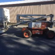 Snorkel UNO-41E Electric Articulated Boom Lift / Aerial Manlift