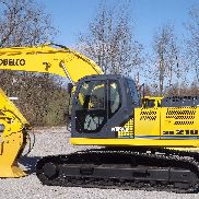 2012 Kobelco SK 210 LC-8 With tree cutter.