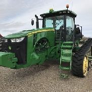 2012 John Deere 8335RT Spurtraktoren