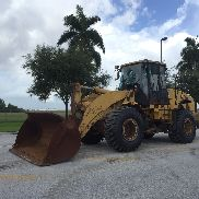 2009 Caterpillar 962H Wheel Loader similar size 950 or 966 4 yard bucket