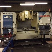 Used Hurco BMC 6434 40T CNC Vertical Machining Center Mill 64x34 24 Tools 1999