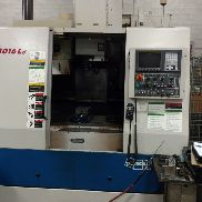 Used Doosan Daewoo DMV 3016 L CNC Vertical Machining Center Mill Fanuc CT40 2006