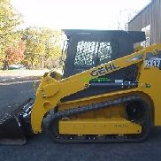 2015 GEHL RT175 GEN 3 TRACKLOADER; CAB w/ HEAT & AC; 2 SPEED; ONLY 395 HOURS