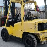 2005 HYSTER H80XM LIFT TRUCK, 8200lb ROUGH TERRAIN !! PRICED TO SELL!!!