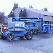 Genie Z60/34RT Rough Terrain Boom Lift Z-Boom (2056)