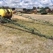 John Deere Vans 18-Row Applicators & Sprayers