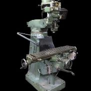 "DOALL GPM-200S VERTICAL MILL W / POWER FEED & DRO - 42 ""x 9"" PH TABELLE 230V 3"