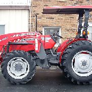 Massey Ferguson 2615 2615L 4WD loader shuttle LESS THAN 250 HOURS EXCELLENT