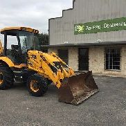 2007 Chargeurs JCB 3CX Tractopelle