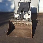 Bobcat 2008 Mini-Trac Muti Terrain Skidsteer Loader MT52 Bucket Tracks Dingo
