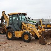 2005 John Deere 310SG Backhoe Loaders
