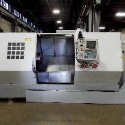 "Haas HL-6 CNC Turning Center, 15"" Chuck, 51"" Centers, Runs Great, Under Power,"