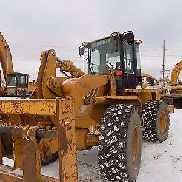 "2004 Caterpillar 938G Series II Loader / CAT 60 ""Forks / Side Dump / Schnellwechsler"