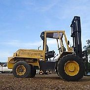 2011 LIFT KING DIESEL ALL TERRAIN FORKLIFT LK6M22 LOW HOURS! JOHN DEERE DIESEL
