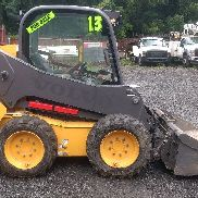 2013 VOLVO MC85C SKID STEER LOADER