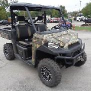 2015 Polaris Ranger XP® 900 Polaris Pursuit® Camo