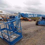 1999 Genie S85 4WD Telescopic Boom Lift / Manlift
