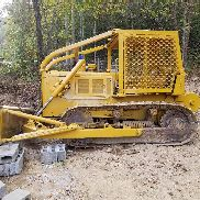 1977 Cat D5 Crawler Dozer With Winch!
