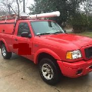 2004 Ford Ranger XL Utility Trucks