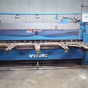 Wysong 10' Shear 240 volt 3/8 In