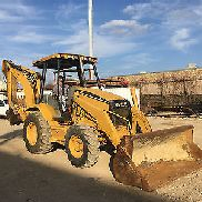 1999 Caterpillar CAT 416C 4wd Backhoe Loader; 4932 HRS