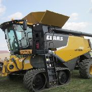 2012 Claas 760TT Combines & Harvesters