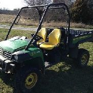 2012 John Deere XUV 625i GREEN ATV & Gators