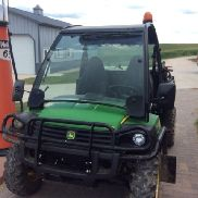 2010 John Deere XUV 825I GREEN ATV & Gators