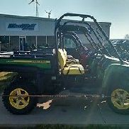 2012 John Deere XUV 825I GREEN ATV & Gators