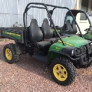 2011 John Deere XUV 825I GREEN ATV & Gators