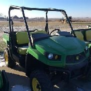 2012 John Deere XUV 550 GREEN ATV's & Gators
