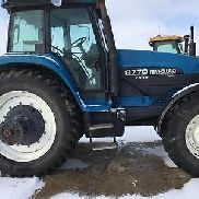 1996 New Holland 8770 4WD Tractors