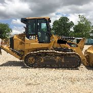 2008 CAT Caterpillar 963D Crawler Loader w/Rippers; Just gone through by dealer