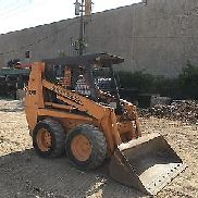 2000 CASE 1840 Wheeled Loader Skidsteer; 3754 HRS